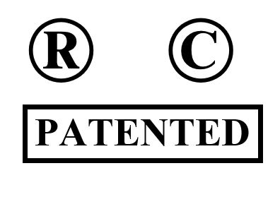 How Copyright, Trademark and Patent differentiates