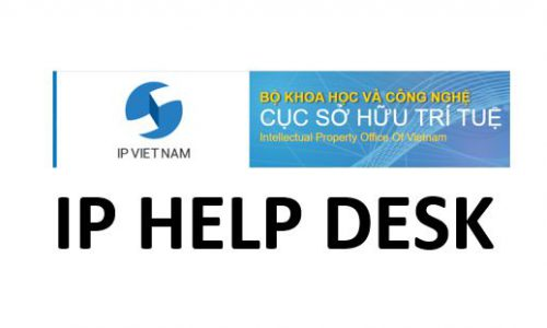 IP HELP DESK – The Consulting Department for industrial property registration by Vietnam IPO